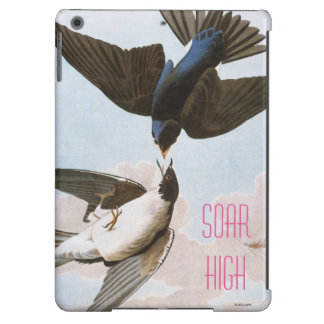 Audubon: Tree Swallow iPad Air Cover