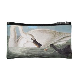 Audubon: Trumpeter Swan Cosmetic Bag