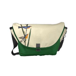 Audubon: Warbler Small Messenger Bag