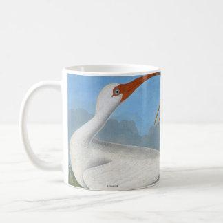 Audubon: White Ibis Coffee Mug
