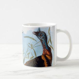 Audubon: Wild Turkey Coffee Mug