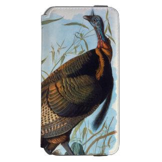 Audubon: Wild Turkey iPhone 6/6s Wallet Case