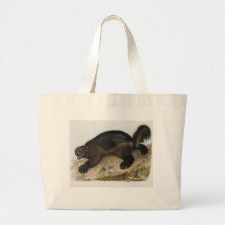 Audubon - Wolverine Jumbo Tote Bag