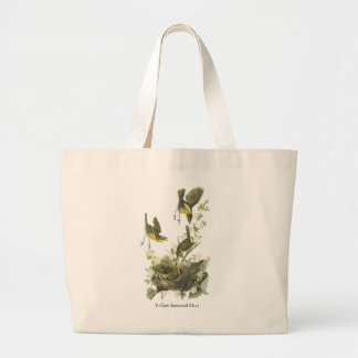 Audubon Yellow-breasted Chat Tote Bag