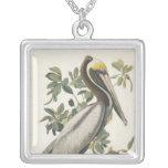 Audubon's Brown Pelican Custom Necklace