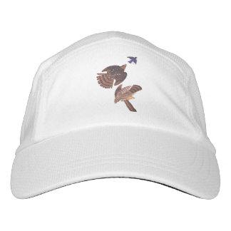 Audubon's Coopers Hawk Bird of Prey Headsweats Hat