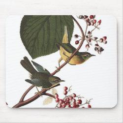 Mousepad with Audubon's