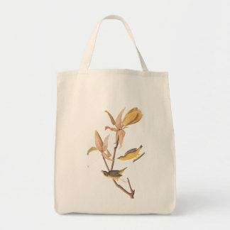 Audubon's Kentucky Warbler Grocery Tote Grocery Tote Bag