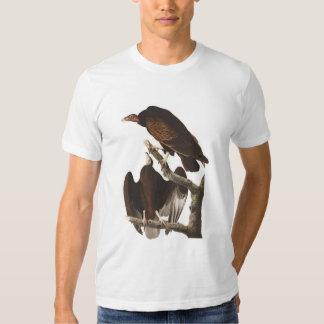Audubon's Turkey Vulture Tees