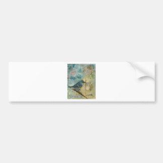 Audubon's Warbler Bumper Sticker
