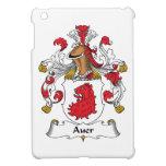 Auer Family Crest iPad Mini Cover