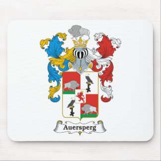 Auersperg Family Hungarian Coat of Arms Mouse Pad