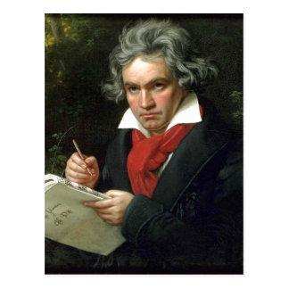Auf de Ludwig van Beethoven de la descripción 177 Tarjetas Postales