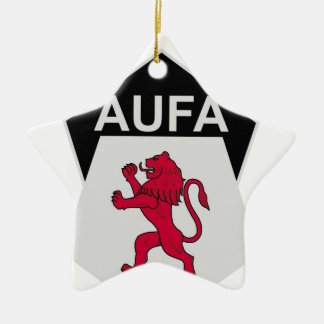 AUFA CERAMIC ORNAMENT