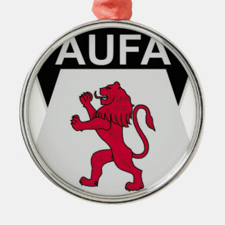 AUFA METAL ORNAMENT