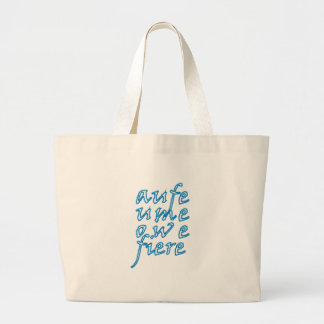 aufe ume owe fiere canvas bags