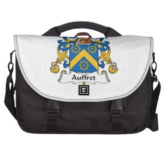 Auffret Family Crest Laptop Bag