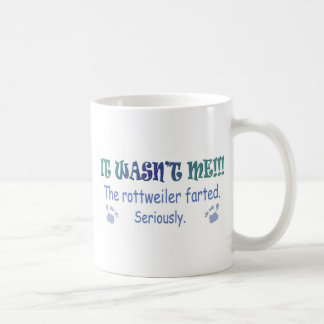 aug315fartRottweiler.jpg Coffee Mug