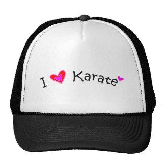 aug5Karate.jpg Trucker Hat