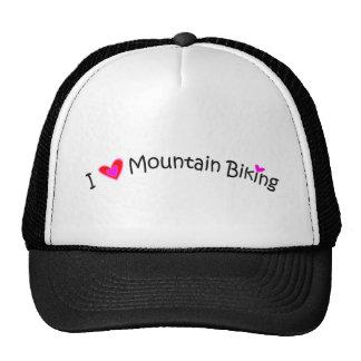 aug5MountainBiking.jpg Trucker Hat