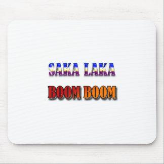 Auge del auge de Saka Laka Alfombrilla De Ratones