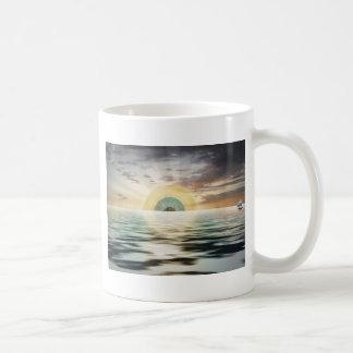 Augensonne - Sonnenauge Taza De Café