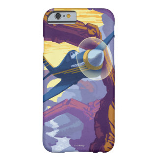 Augerin Canyon Illustration iPhone 6 Case