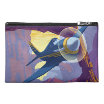 Augerin Canyon Illustration Travel Accessory Bag