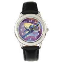 Augerin Canyon Illustration Wristwatch