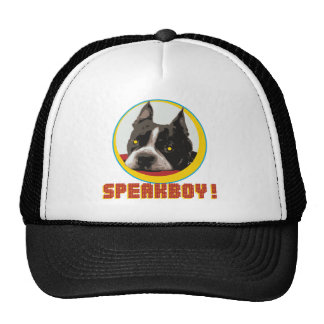 auggieART1 Speakboy Trucker Hat