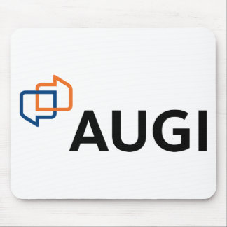 AUGI Branded Item Mouse Pad