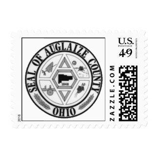 Auglaize County Ohio Seal Stamps