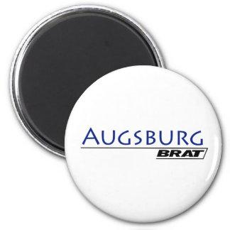Augsburg Brat -A001L 2 Inch Round Magnet