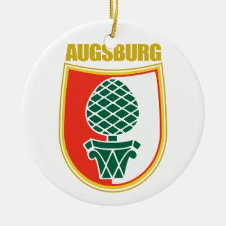 Augsburg Ceramic Ornament
