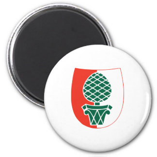 Augsburg Official Coat of Arms Germany Heraldry Magnet
