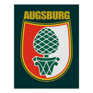 Augsburg Poster