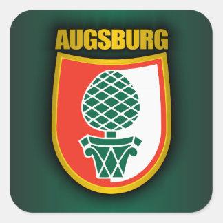Augsburg Square Sticker