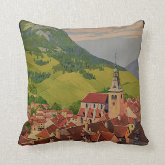 Augsburg Throw Pillow