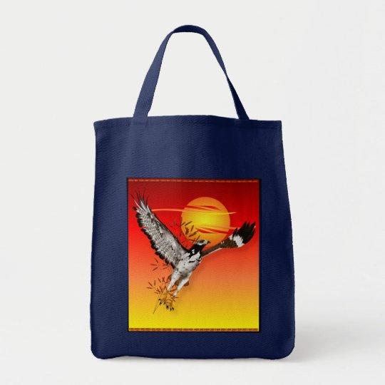 Augur meeting the morning sun Bags