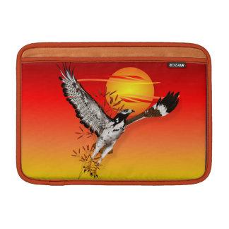 Augur que encuentra el sol de la mañana. Mac Book  Funda Para Macbook Air