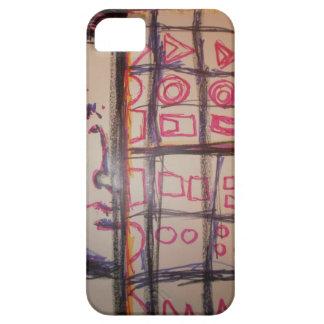Augurio de un Symbolmancer iPhone 5 Case-Mate Carcasas