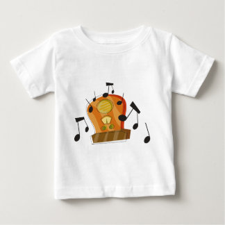 August 20th, National Radio Day Baby T-Shirt