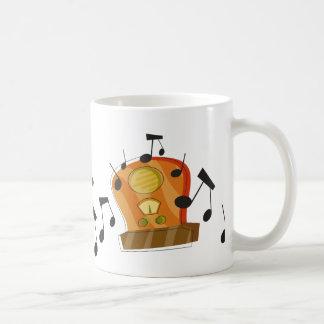 August 20th, National Radio Day Coffee Mug