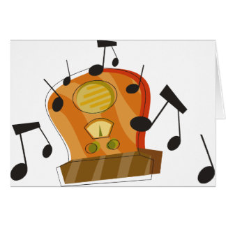 August 20th, National Radio Day Greeting Cards