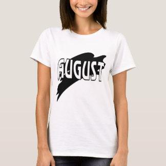 August 2 T-Shirt
