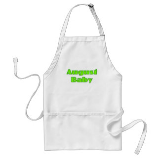 August Baby Aprons