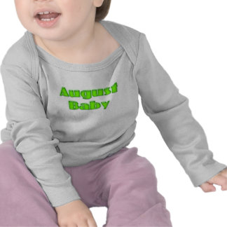 August Baby Shirts