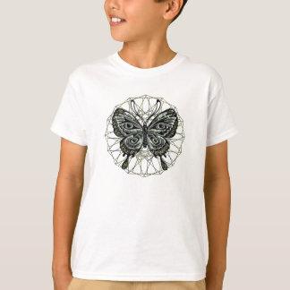 August Birthstone Butterfly T-Shirt