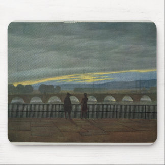 August Bridge in Dresden Mouse Pad