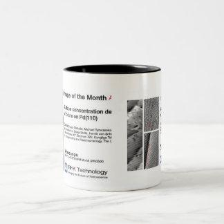 August IOM Two-Tone Coffee Mug